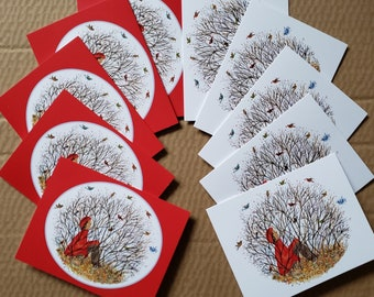 Hawthorne Art Cards