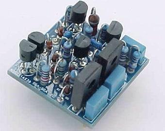 SG-DOA v2 DOA (Discrete Op Amp) as designed by Samuel Groner