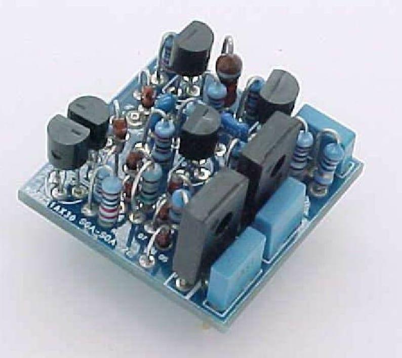 SG-DOA v2 DOA Discrete Op Amp as designed by Samuel Groner image 0