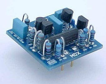 JFET DOA (Discrete Op Amp) by KAD Products