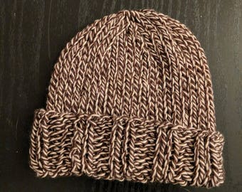 Cotton Knit Baby Hat
