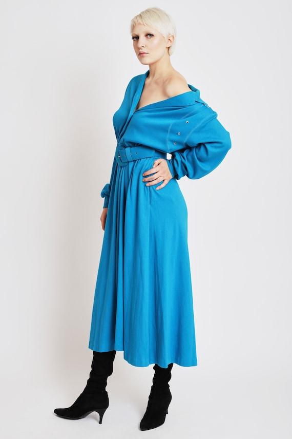 Hook Sport Cotton Jersey Midi Dress with Matching