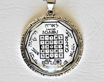 Talisman Magic Seal Angel LauviahTalisman of the AngelsTalisman ArchangelsPowerful AmuletProtection AmuletEsotericism
