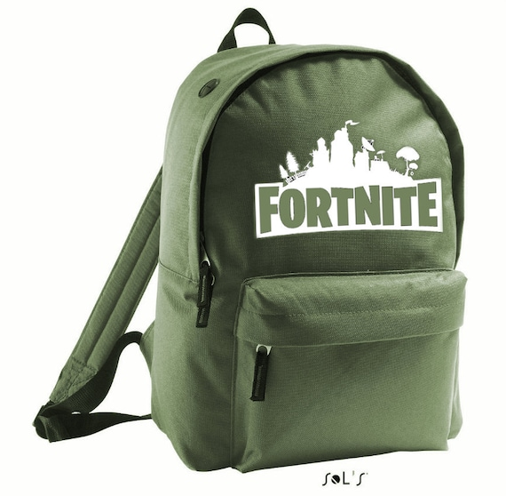 4d3e8de5ceb Fortnite Game Bag Kids Backpack Victory Rucksack New PS4 Xbox