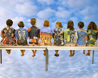 "Pink Floyd Poster - ""Extending the Back Catalog"""