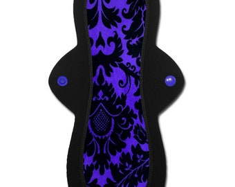 "CozyFolk Cloth Pad (10 inch Heavy, Moderate, or Light in ""Majesty"" Minky)"
