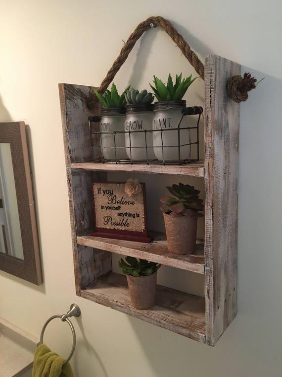 Restroom Shelves Ideas