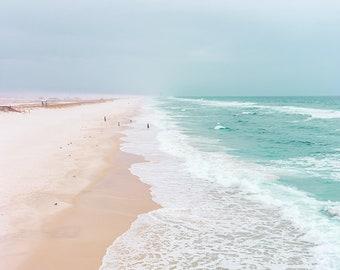 Florida Coastline Digital Print