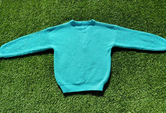 Vintage 80s Jumper, KATH AND KIM Knitted Jumper, O