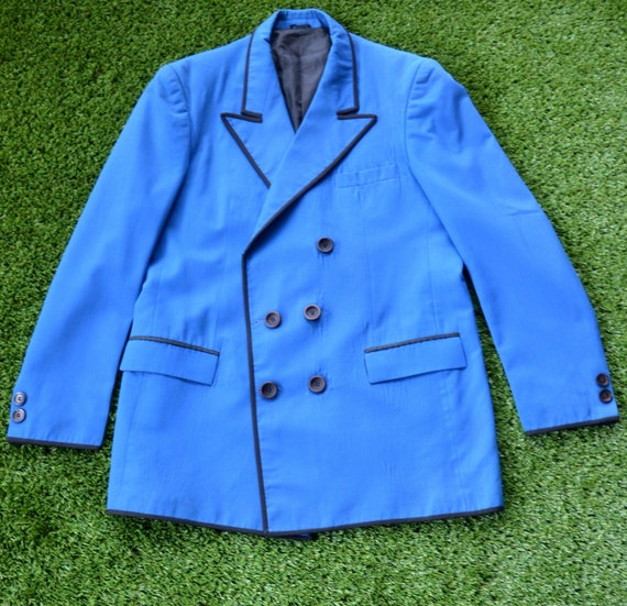 Vintage 70s Jacket W. C. Elridge 70s Wedding Jacke