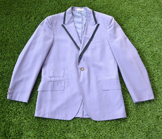 Vintage 70s Jacket, 70s Wedding Suit Jacket, 70s S