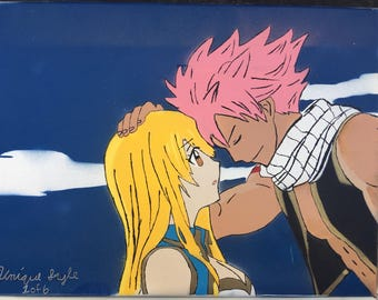 Fairy Tail Painting