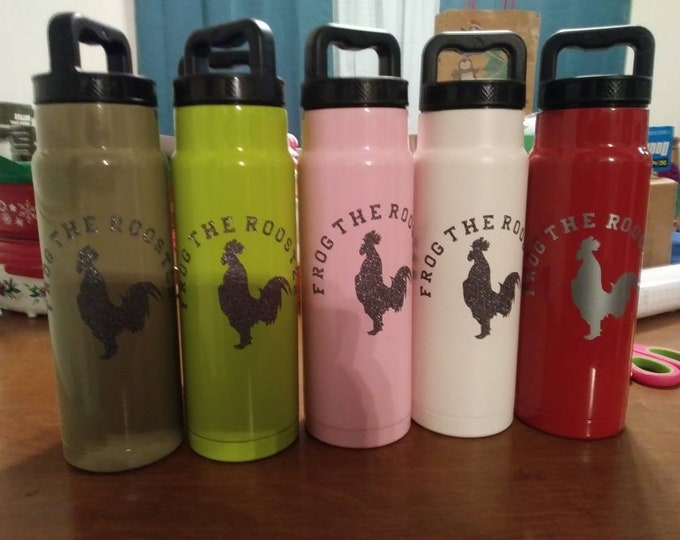 24oz Vacuum Insulated Stainless Water Bottle