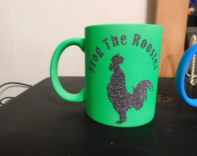 Frog Coffee Cup