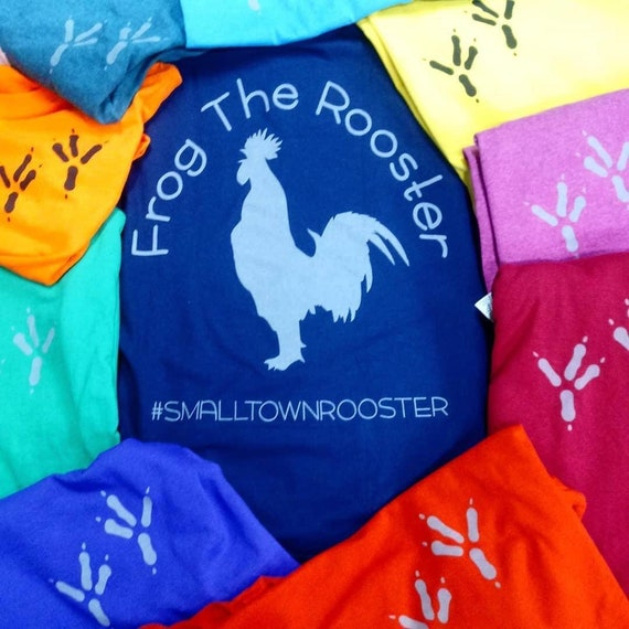 Frog The Rooster T-Shirt