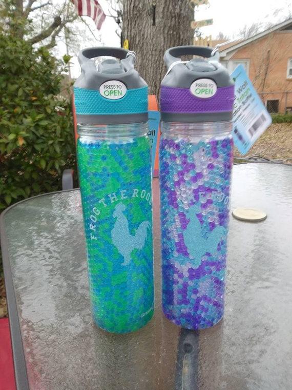 19oz Double Wall Hydration Bottle with Beaded Freeze Gel