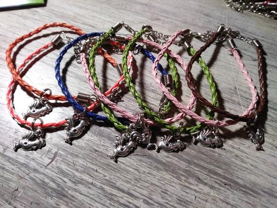 Twisted Rooster Bracelet