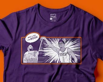 fb6f2b1f219 Devin Booker Sicko Mode Appreciation T-Shirt | Phoenix Basketball | Phoenix  Suns