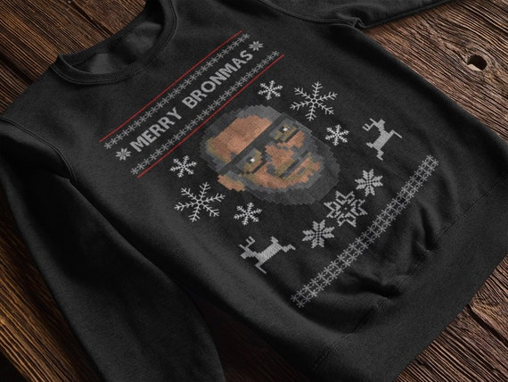 Lebron Christmas Ugly Sweater Lebron James Tee Inspired  ac80175222