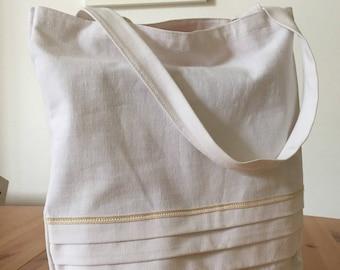 Tote bag canvas cloth
