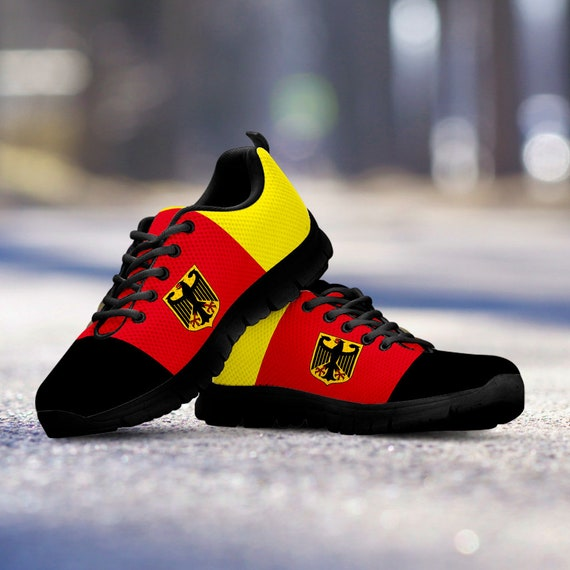 Sneakers Kids sizes Football Trainers Shoes Soccer Flag Men