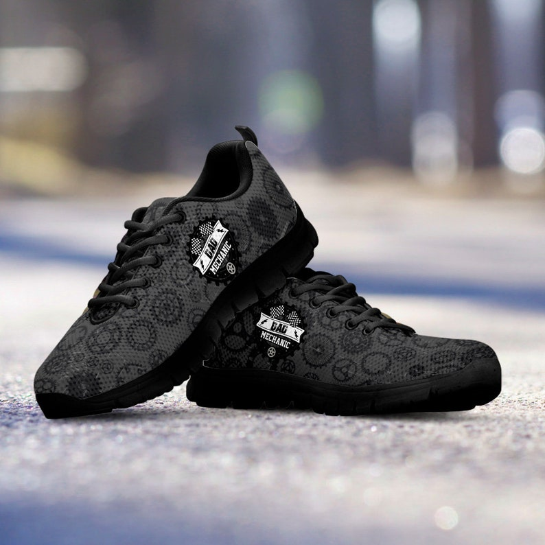9225862487c4 Mechanic Dad Custom Running Shoes   Sneakers   Trainers