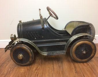 Vintage 1930 Lincoln Model L Pedal Car