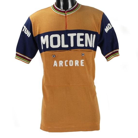 Bic merino wool cycling jersey VV Classics