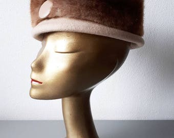 Anna- Vintage Hat