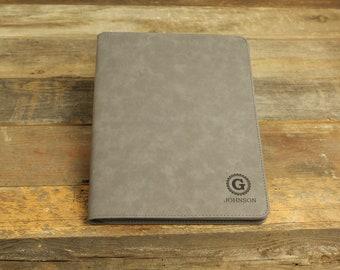 Portfolio - Notebook- Leatherette Portfolio - Notebook Cover - Professional Portfolio