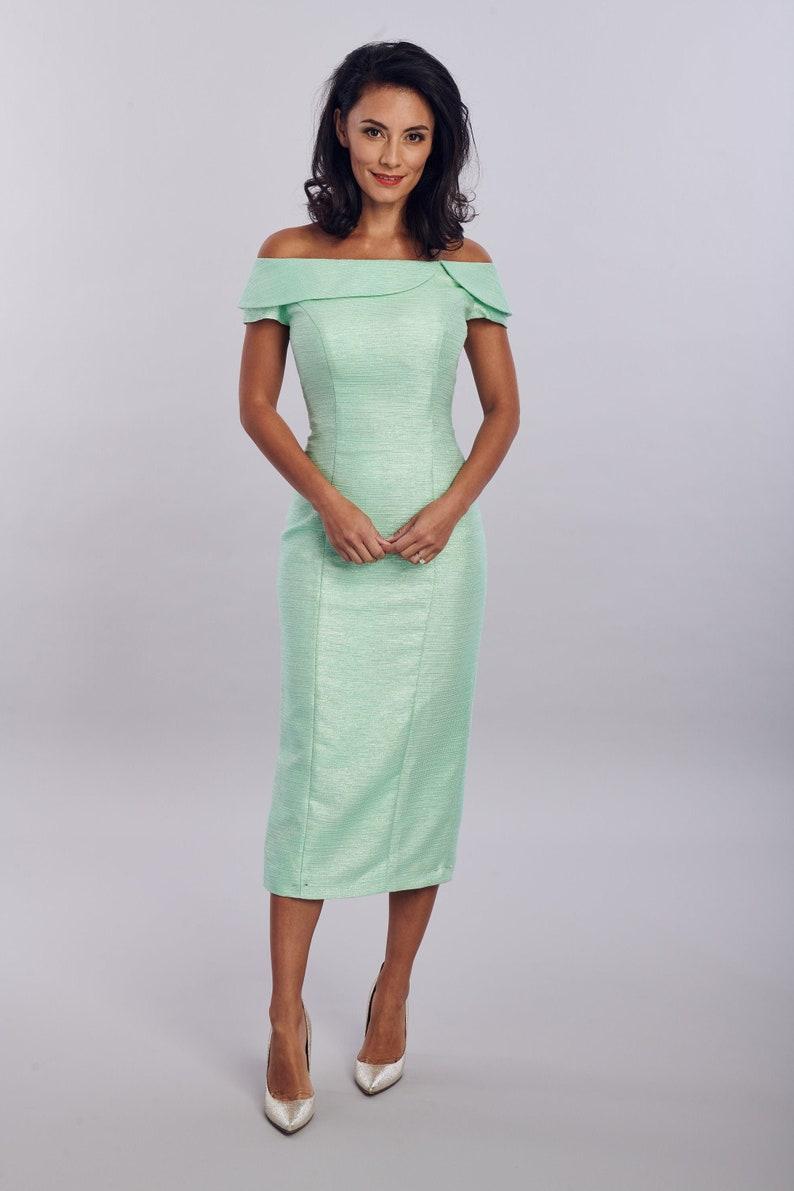 House of Mooshki Tweed Mother of bride/groom occasionwear image 0