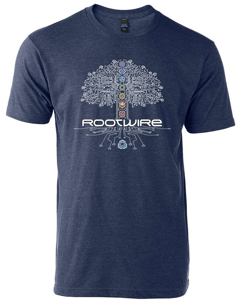 Rootwire 2017 UNISEX T-shirt W/ Line-Up image 0