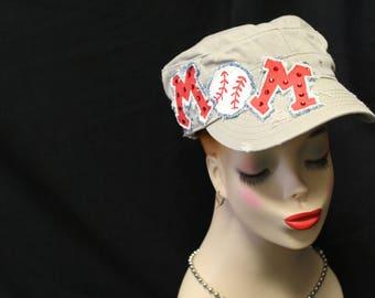 Baseball Mom Cadet Hat