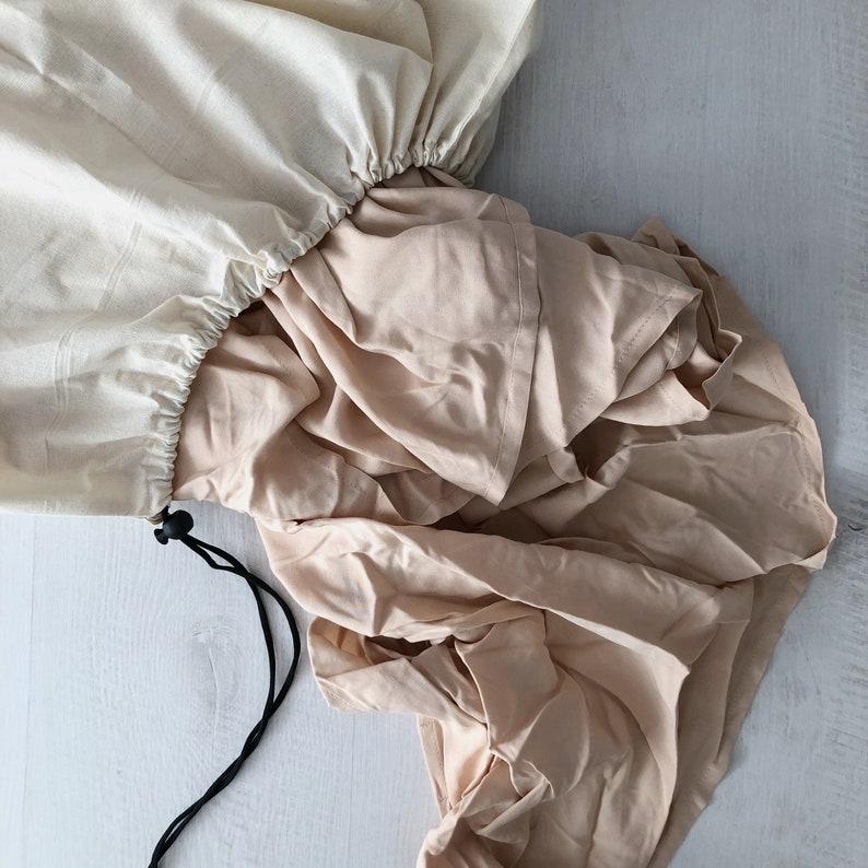 Bed Canopy Baldachin Beige Nursery Canopy Play Canopy Beige