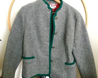 LL Bean Vintage Wool Jacket