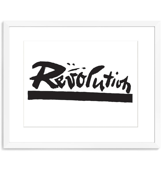 photograph regarding Printable Word Art titled Typography Print Phrase Artwork Assertion Artwork Print Revolution Radical Artwork Political tshirts Anarchist Patch Me way too Handwriting Artwork Painted Indication