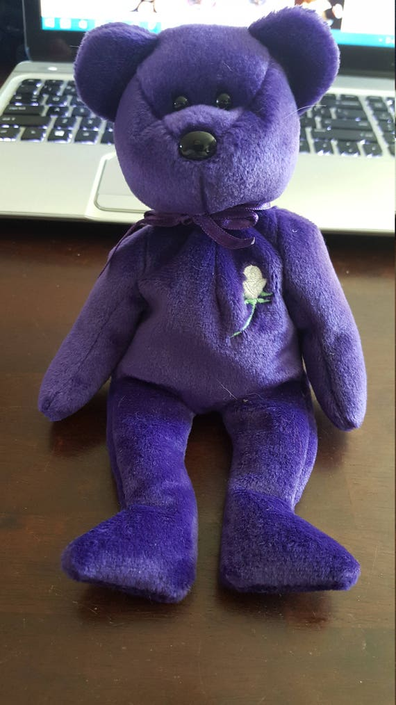 Princess Ty Beanie Baby Original Etsy