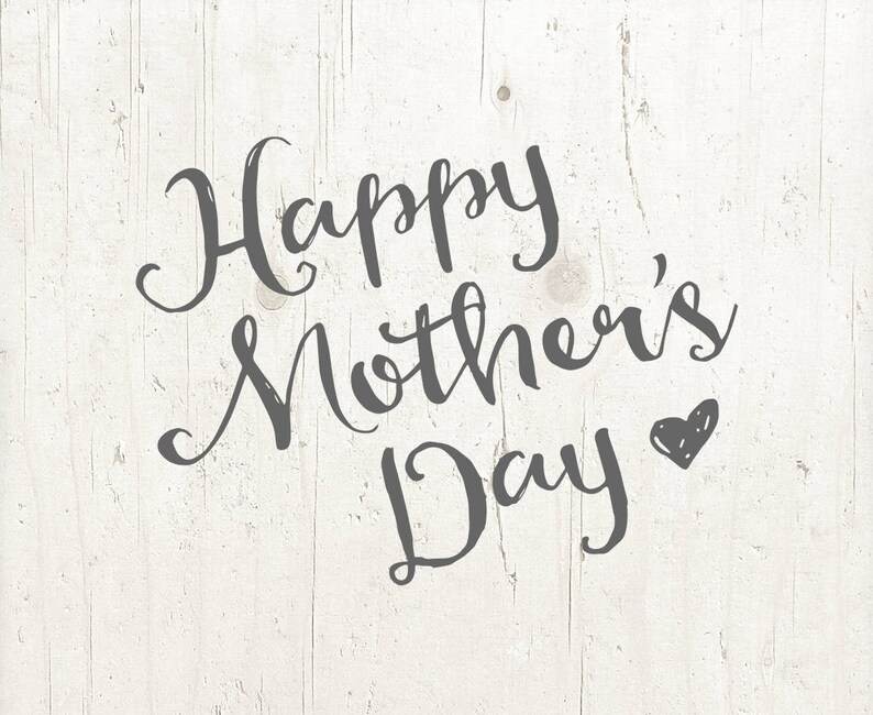 Happy Mothers Day Svg Mom Clipart Mothers Day Clipart