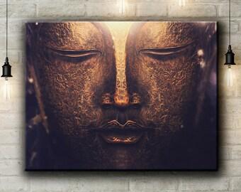 Buddha Canvas Print Wall Art