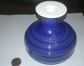 Blue Vase 2 tone color
