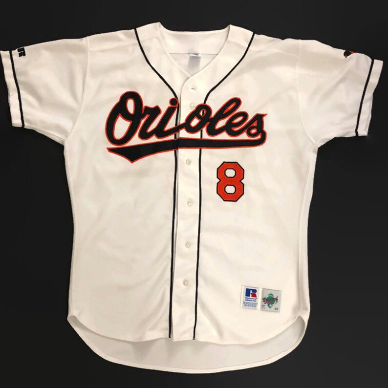 2059af2ab Cal Ripken Jr. Baltimore Orioles Authentic MLB Russell