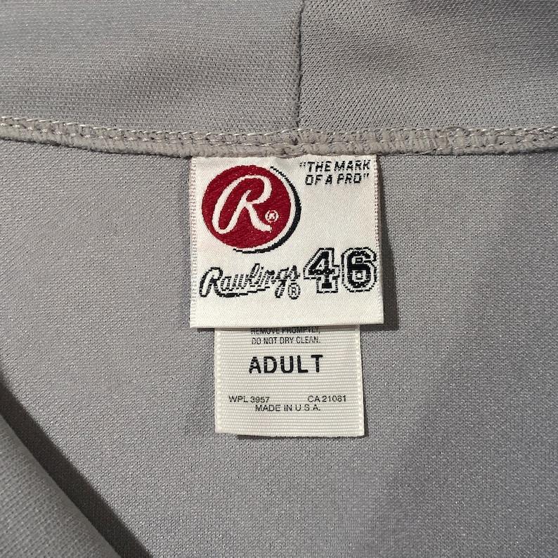Tucson Sidewinders Rob Ryan Authentic MiLB Rawlings Minor League Baseball Jersey Size 48 Extra Large Circa 1990s