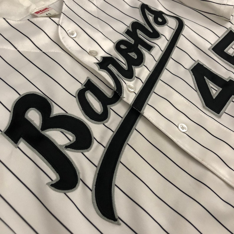 91a94ce04292 Michael Jordan Birmingham Barons Chicago White Sox Authentic