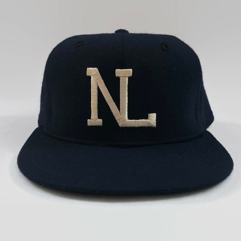 e6c0b53f18a National League NL Umpire Authentic MLB New Era Fitted Leather