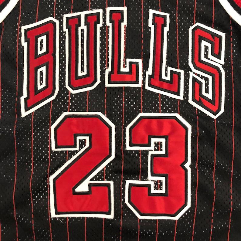 280a7f2abb7 Michael Jordan Chicago Bulls Authentic NBA 50th Anniversary