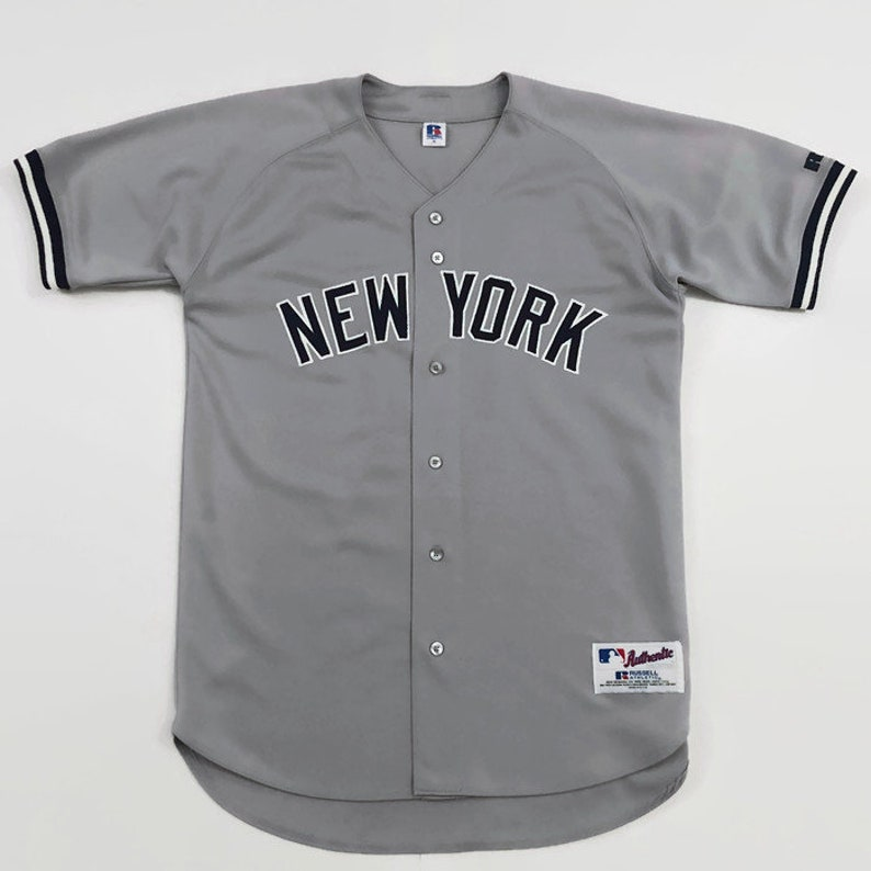 competitive price 06ddc d6174 derek jeter away jersey