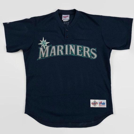 Seattle Mariners MLB Pro Baseball Sports Banquet Party Favor Pin Award Ribbon