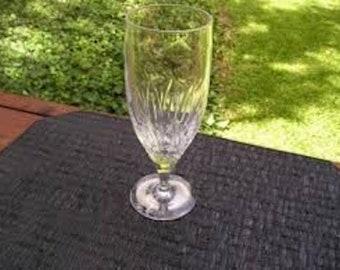 NEW - Atlantis (Cut) Chartres Iced Tea Glass