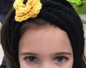 headband ear warmer crochet handmade children gifts women knit