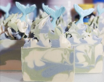 Siren Song Cold Processed Soap
